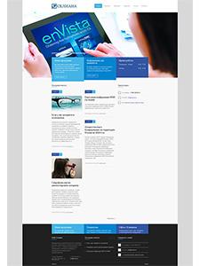 Сайт для продажи офтальмологического оборудования